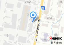 Компания «Регионтеплоинвест» на карте