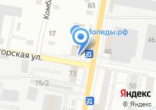 Компания «Королевские бани» на карте