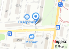 Компания «Ижмолоко киоск по продаже молочных продуктов» на карте