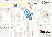 Компания «Радиоэлектротовары» на карте
