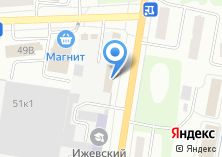 Компания «Проформат» на карте