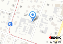 Компания «Фоампласт» на карте