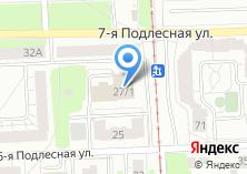 Компания «Кафе-бар Банно-прачечного хозяйства №7» на карте