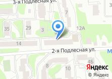 Компания «Ижпатент» на карте