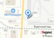 Компания «Автомагнит» на карте
