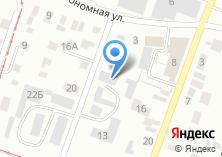 Компания «Экопринт» на карте