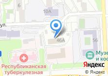 Компания «Ижбытстрой» на карте