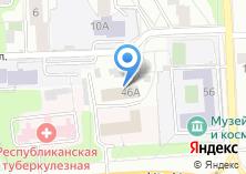 Компания «Friends Car» на карте