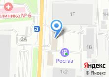 Компания «Рск олимп» на карте