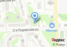 Компания «Строящийся жилой дом по ул. Школьная» на карте