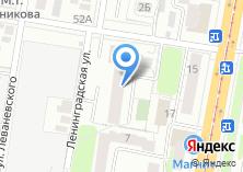 Компания «Салават» на карте