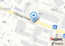 Компания «Тепломаг» на карте