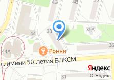 Компания «Сактон-сток» на карте