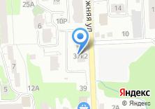 Компания «Радужный» на карте