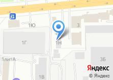 Компания «Иж-Тандем оптово-розничная компания» на карте