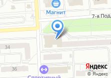 Компания «Вкусный дом» на карте