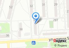 Компания «Русь мебель» на карте