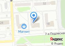 Компания «Дента-норма» на карте
