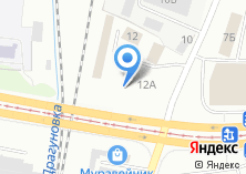 Компания «Ларт» на карте