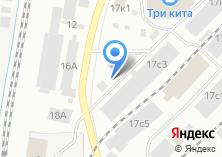 Компания «Метаком» на карте