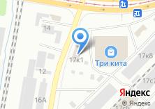 Компания «Теплоторг» на карте