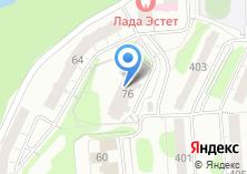 Компания «GEOMETRICA» на карте