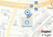 Компания «Отопление даром» на карте