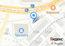 Компания «СтройСайдинг» на карте