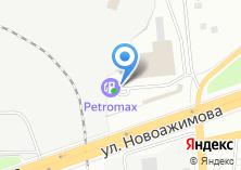 Компания «Тэнко» на карте