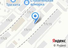 Компания «3 МартА» на карте