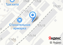 Компания «Уралпромснаб» на карте