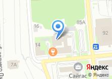 Компания «ЭКОСТРОЙ-ТЕХ» на карте