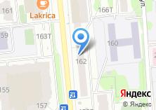 Компания «Мастеровой» на карте