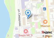 Компания «AutoParty» на карте