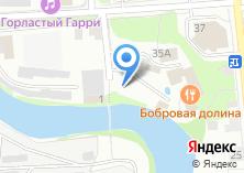 Компания «Русская зима» на карте