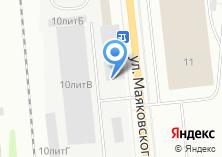 Компания «Фасады Ижевск» на карте