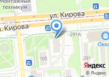 Компания «Кирова-107» на карте
