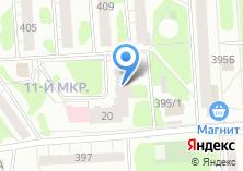 Компания «Инженерная компания» на карте