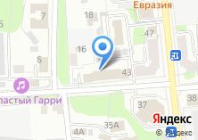 Компания «Стальинвест» на карте