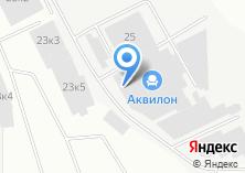 Компания «Уралснаб» на карте