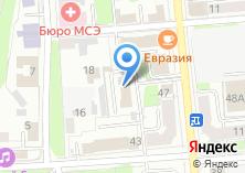 Компания «Домарк» на карте