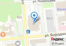 Компания «Уральские заводы» на карте