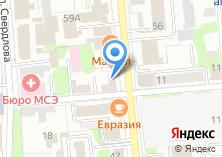 Компания «Дом Бондалева» на карте