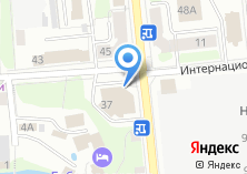 Компания «точка.ИНТЕРЬЕРА» на карте
