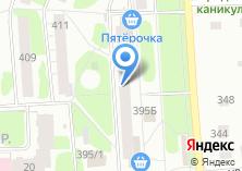 Компания «Магазин трикотажных изделий и нижнего белья» на карте