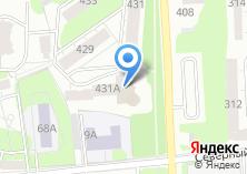 Компания «Министерство лесного хозяйства Удмуртской Республики» на карте