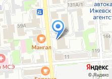 Компания «Строящееся административное здание по ул. Горького» на карте