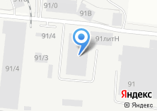 Компания «ГНБ-Сервис» на карте