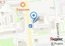 Компания «Самородок» на карте