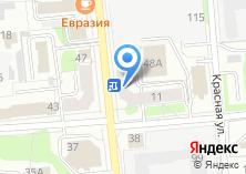 Компания «Служба доставки» на карте